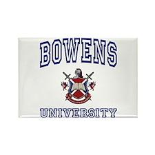 BOWENS University Rectangle Magnet