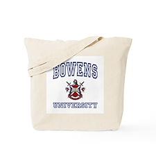 BOWENS University Tote Bag