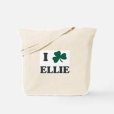 I Shamrock ELLIE Tote Bag