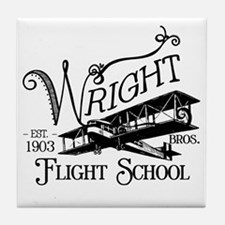 FlightSchool Tile Coaster