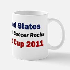Women Soccer Mug