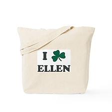 I Shamrock ELLEN Tote Bag