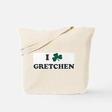 I Shamrock GRETCHEN Tote Bag