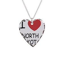 NORTH_DAKOTA Necklace