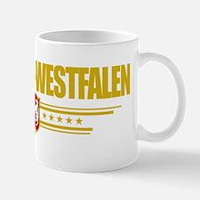 Nordrhein-Westfalen (Flag 10) pocket Mug