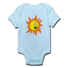 Smiling Hot Sun Body Suit