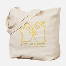 Hot Property GOLD B-L-DING Tote Bag