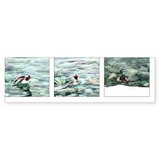 goingforaswim Bumper Sticker