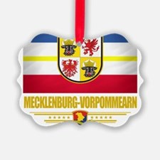 Mecklenburg-Vorpommern (Flag 10) Ornament