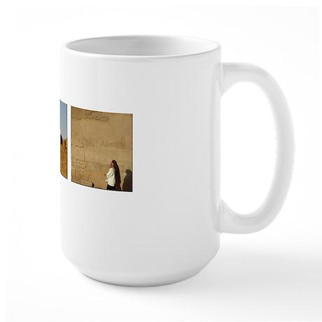 old egypt Large Mug