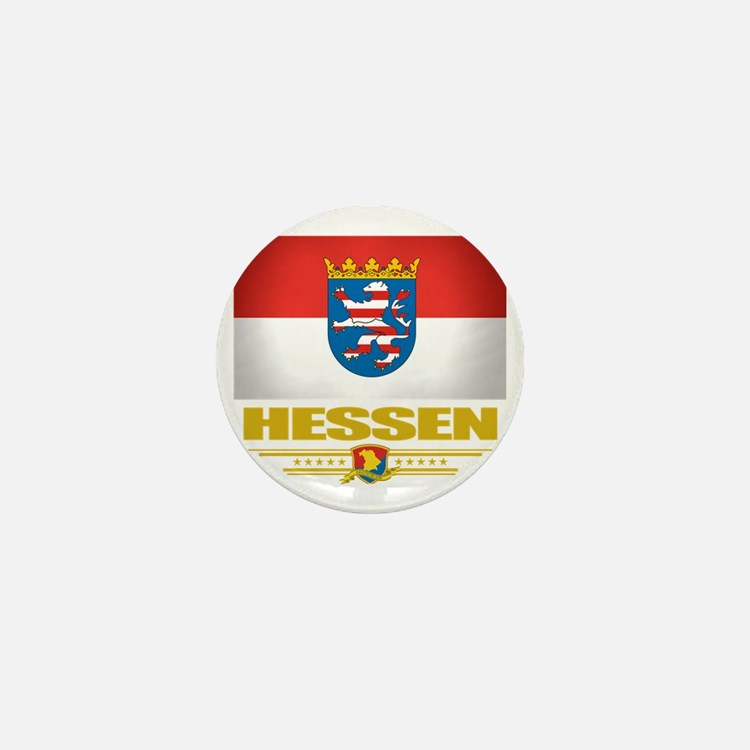 Hessen (Flag 10) Mini Button