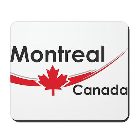 Montreal Canada Mousepad