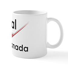 Montreal Canada Small Mugs