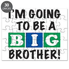 2T back Big Bro BLUE Puzzle
