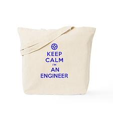 Keep Calm, I'm An Engineer Tote Bag