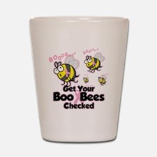 Save-The-Boo-Bees Shot Glass