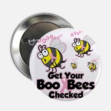 "Save-The-Boo-Bees 2.25"" Button"