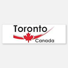 Toronto Canada Bumper Bumper Bumper Sticker