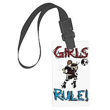 GirlzRule Luggage Tag