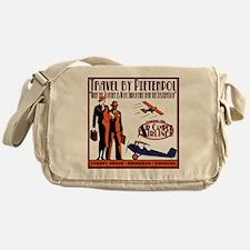 TravelByPietenpol Messenger Bag