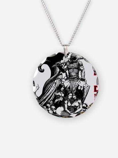 BORDER PNG Cafe Shirt DEATH  Necklace
