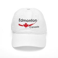 Edmonton Canada Baseball Cap