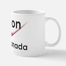 Edmonton Canada Mug