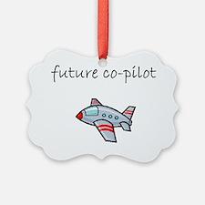 future co-pilot Ornament