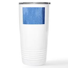 PRINTS - denim Travel Mug