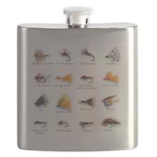 Flies Flask