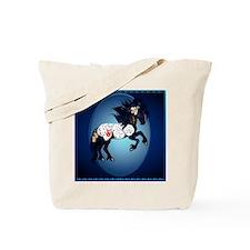 Appaloosa War Pony Oval_pillow Tote Bag