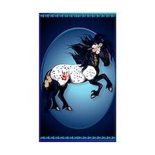 _journal Appaloosa War Pony Ov Decal
