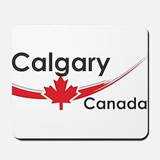 Calgary Canada Mousepad