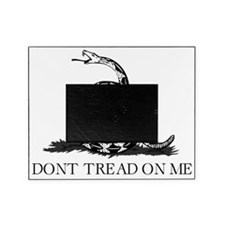 Dont Tread On Me - Black Picture Frame