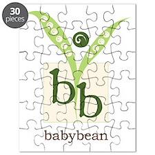 BabyBean Logo Puzzle