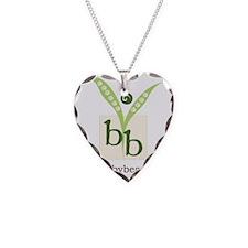 BabyBean Logo Necklace