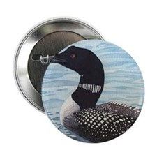 "loon 2009 2.25"" Button"