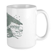 eagle-duty-honor-off blue Mug