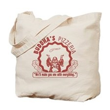 BuddhaspizzaPNG Tote Bag