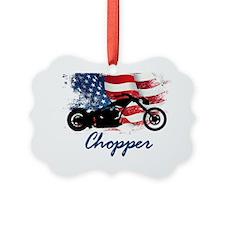 Chopper Ornament
