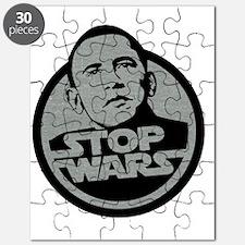 obama-stop-wars Puzzle
