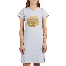 SAND DOLLAR 1 Women's Nightshirt