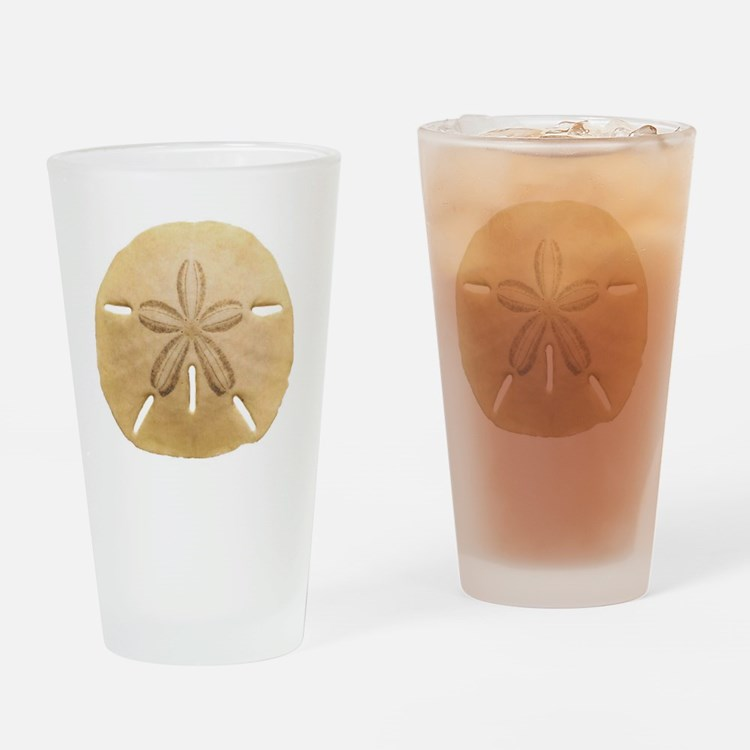 SAND DOLLAR 1 Drinking Glass