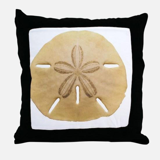 SAND DOLLAR 1 Throw Pillow