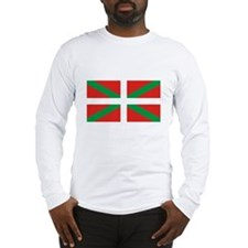 Basque_Dark Long Sleeve T-Shirt