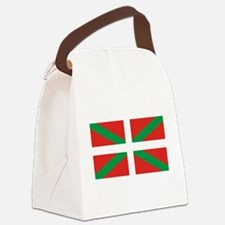 Basque_Dark Canvas Lunch Bag