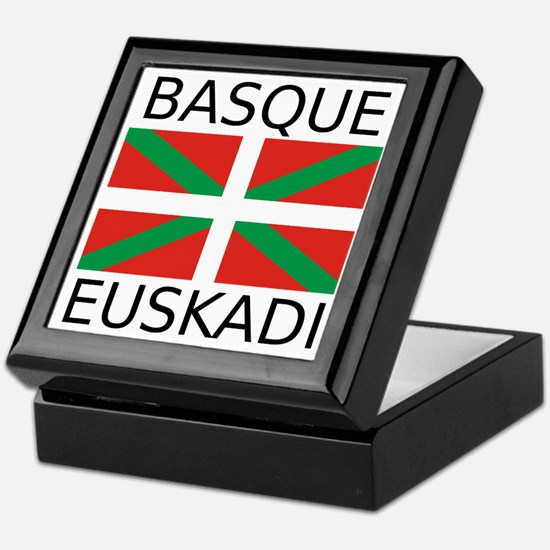 Basque Keepsake Box
