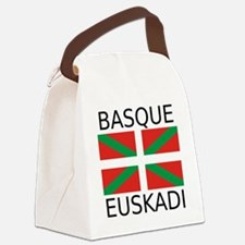 Basque Canvas Lunch Bag