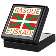 Basque_Orange Keepsake Box