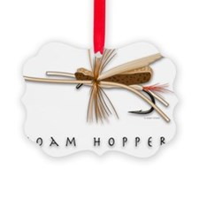 Foam Hopper Ornament